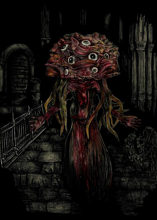 Bloodborne - Winter Lantern