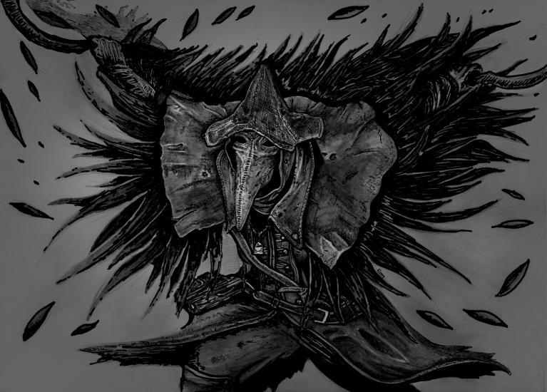 Bloodborne - Eileen The Crow