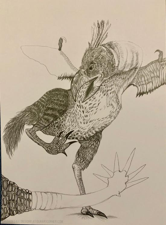 WIP - The Terror Bird