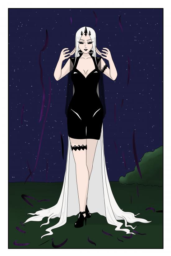 The Cursed Queen Cerridwen
