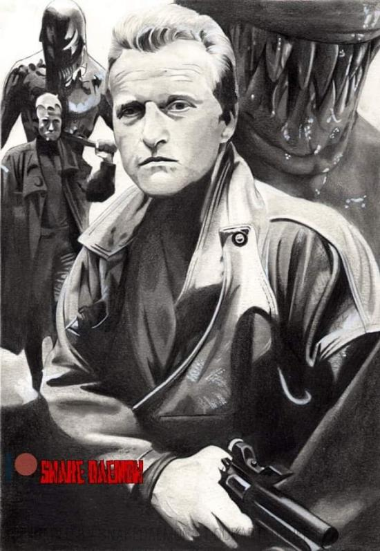 have you been following me - a rutger hauer tribut
