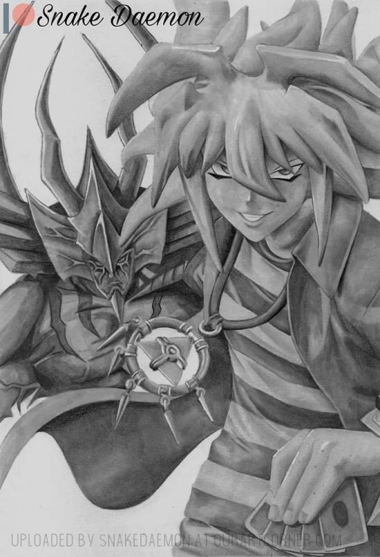 bakura - bringer of darkness