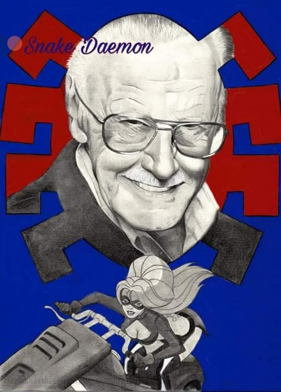 the man the myth the legend - a stan lee tribute -
