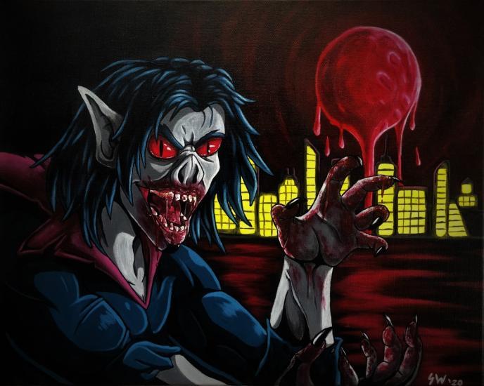 Morbius: Blood Moon