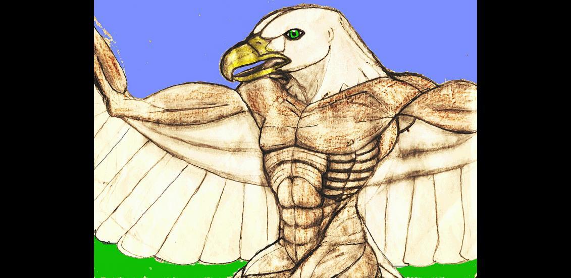 Eagle Anthro