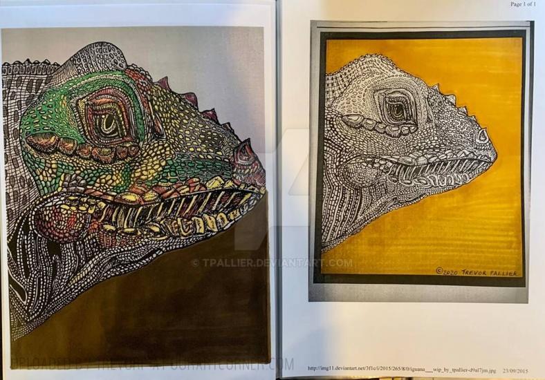 INK IGUANA ARTWORKS