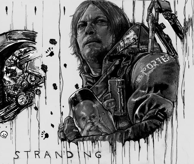 Death Stranding - Sam Porter