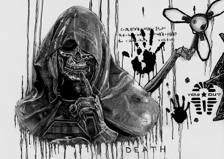 Death Stranding - Higgs