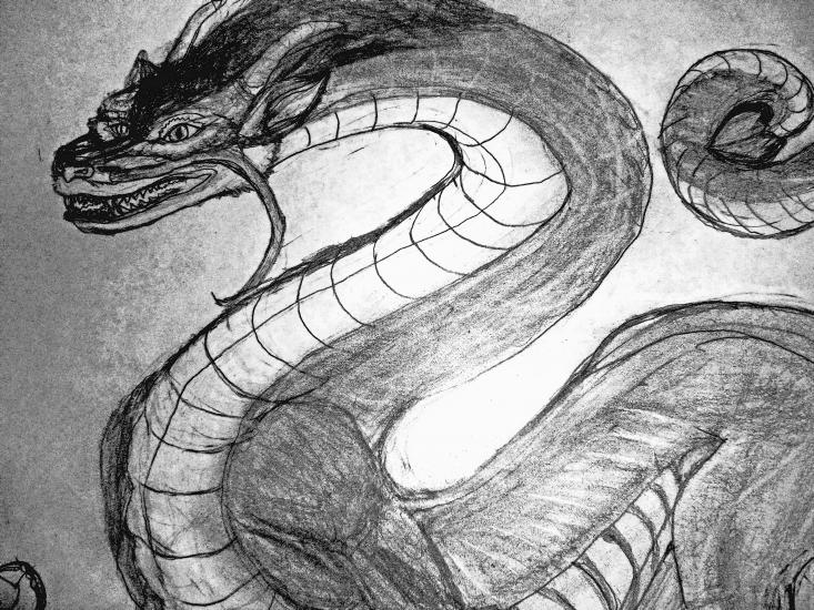 Dragon Rendition 2
