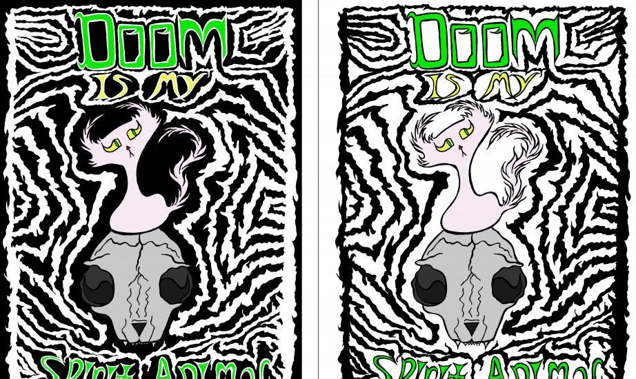 """Doom is My Spirit Animal"""