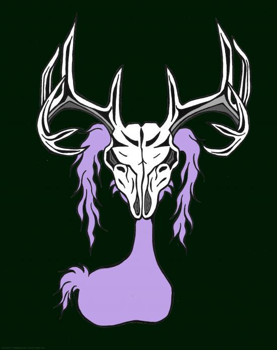Deer Skull Gloom