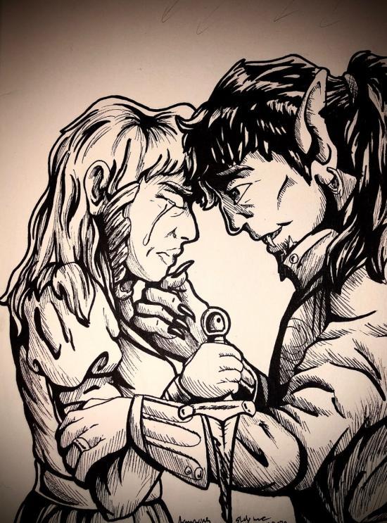 Darktober: Romantic Blade