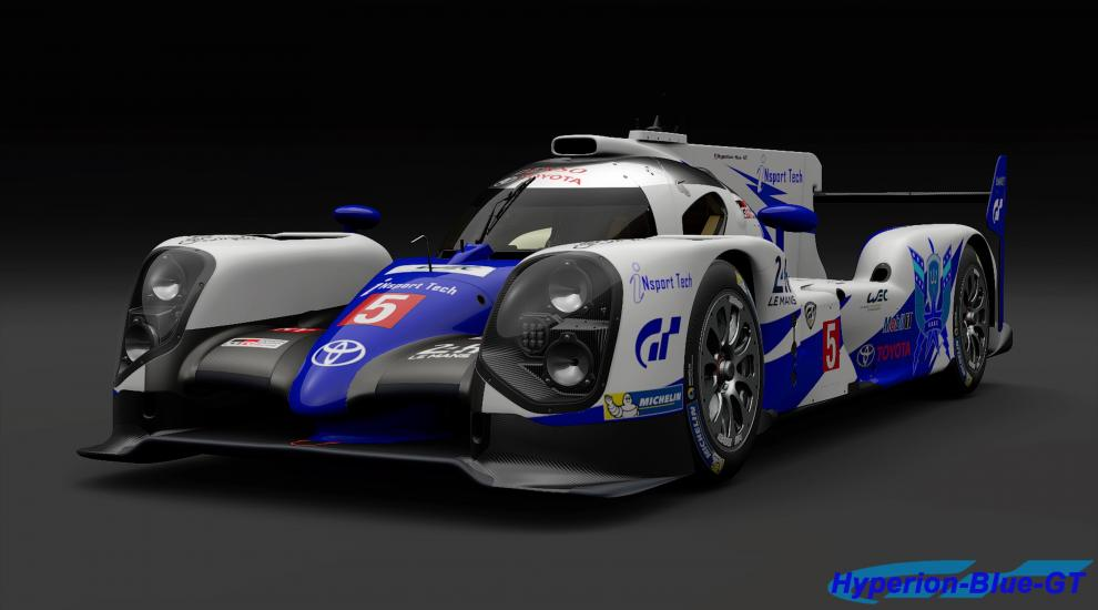 Toyota TS050 Hybrid U.D.R.S Racing Team