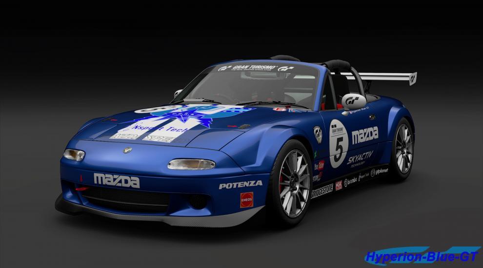 Mazda Roadster U.D.R.S Touring Car