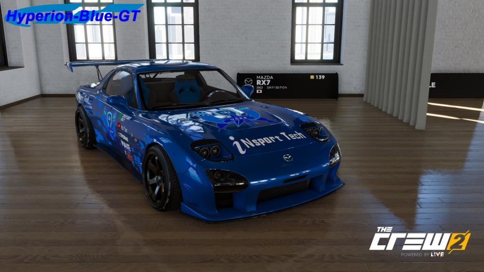 Mazda RX-7 U.D.R.S iNSport Tech Drift Edition