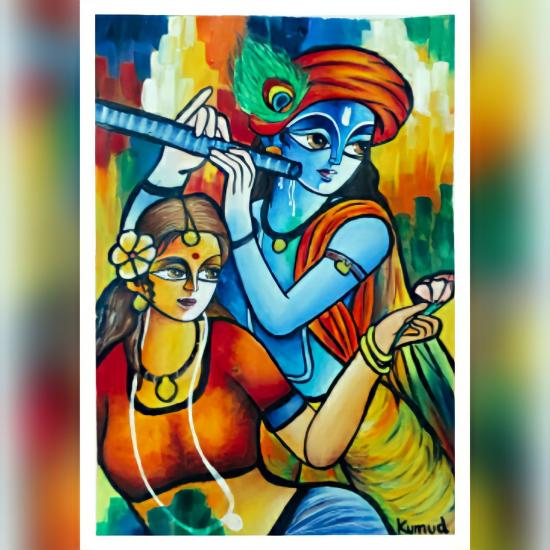 Radha krishna - eternal love