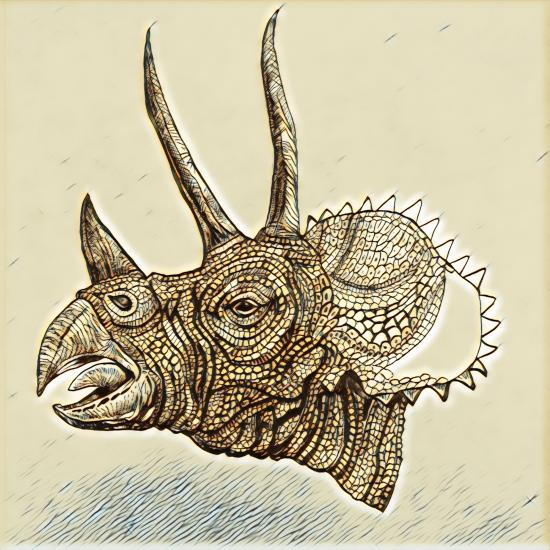 TRICERATOPS - WIP