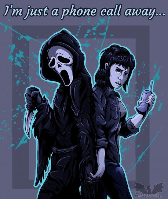 Horror Valentine - Billy and Sidney