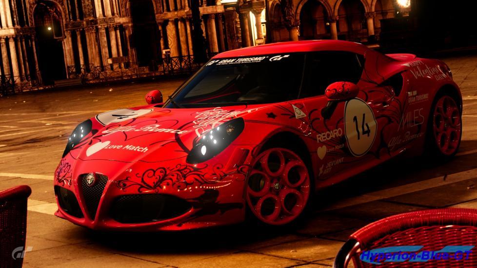 The Love Beauty of Alfa Romeo