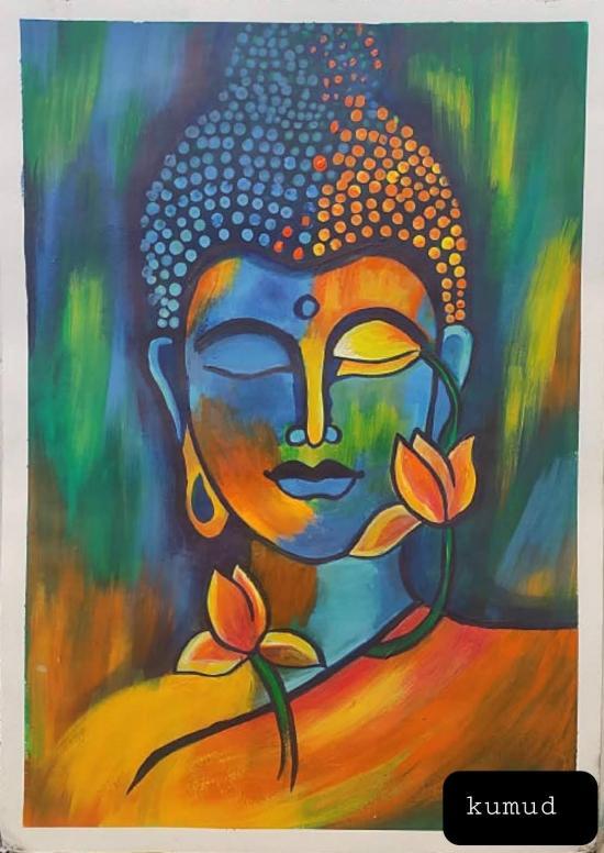 Gautama buddha- the inner peace