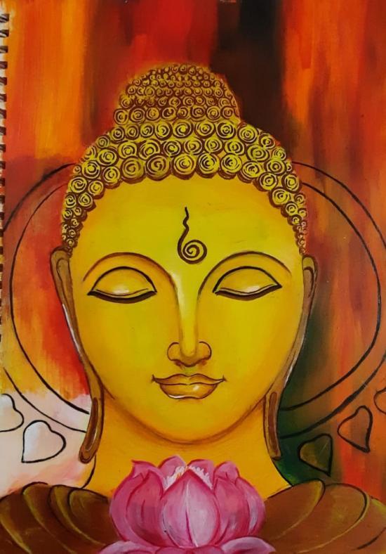 Budha Simplicity