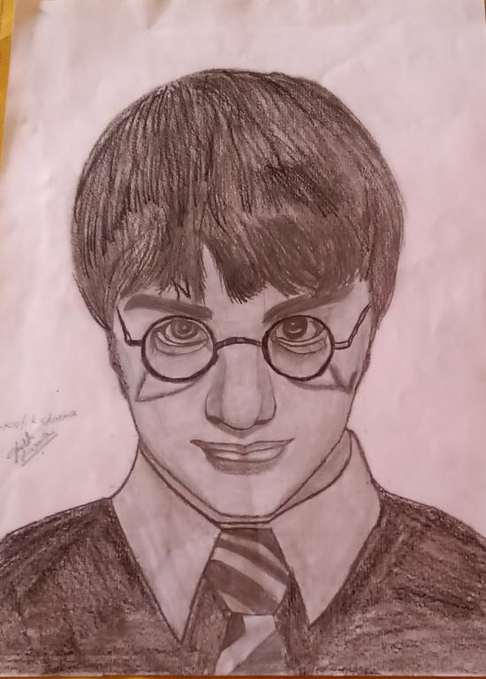 Harry Pottersketch