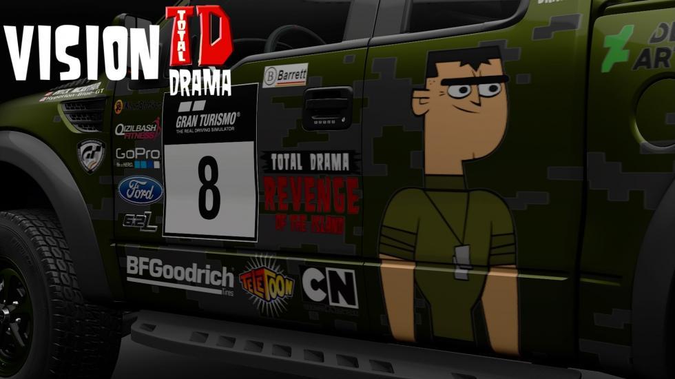 Vision Total Drama Screenshot (66)