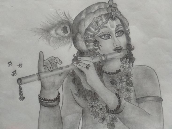 Krishna my bestie ❤️
