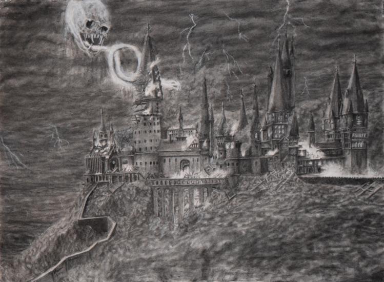 Hogwarts Falls