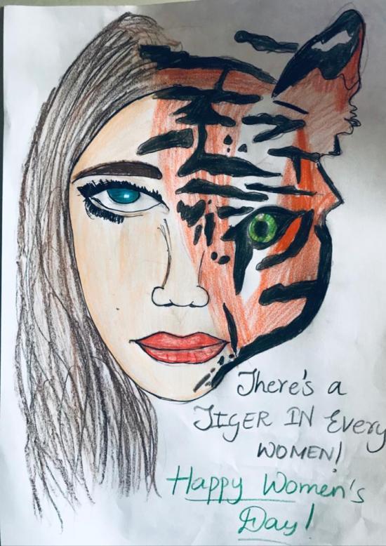 Tigeress Women