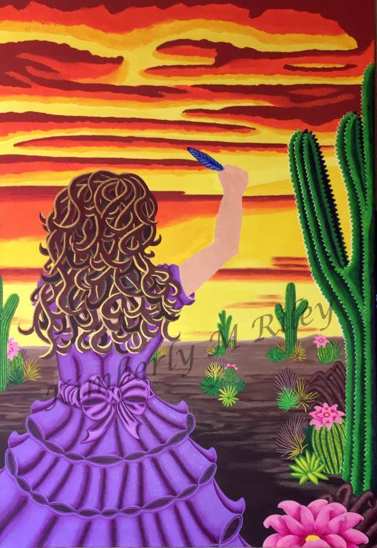 2021 'Arizona Sunset'