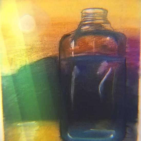 glass  bottal