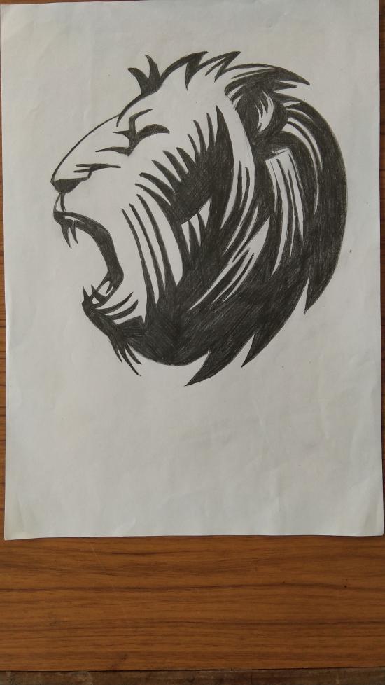 Magnificient leo