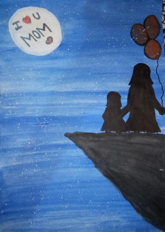painting   is Mother and her daughter