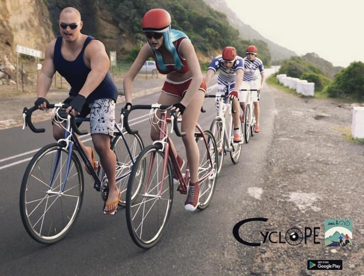 Cyclope app