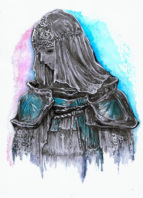 Dark Souls 3 - Sirris