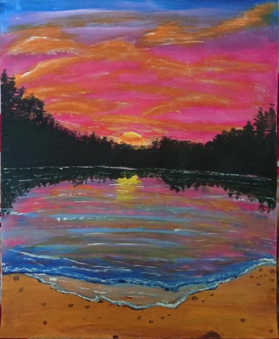 Sunset Scenario