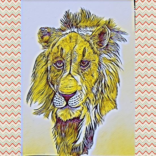 INVERTED LION