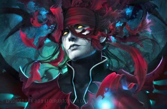 FF7 Vincent Valentine - Chaos