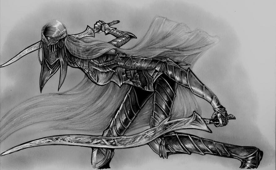 Dark Souls 3 - Dancer Of The Boreal Valley