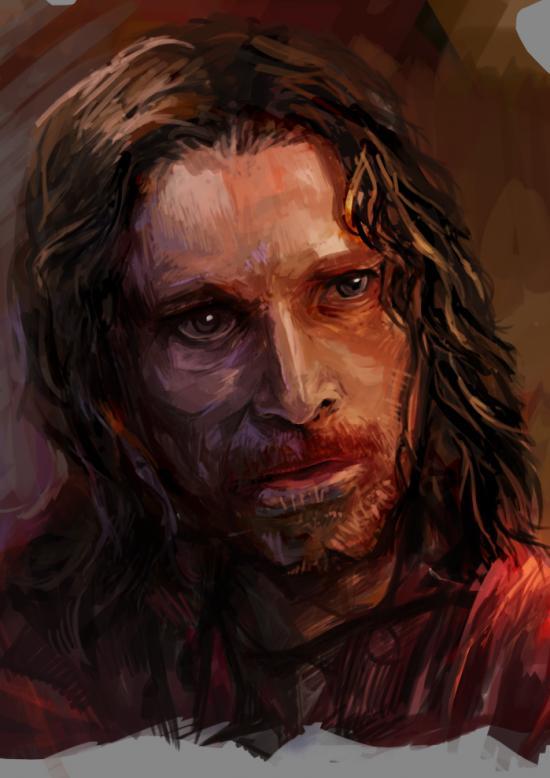 Argon Portrait