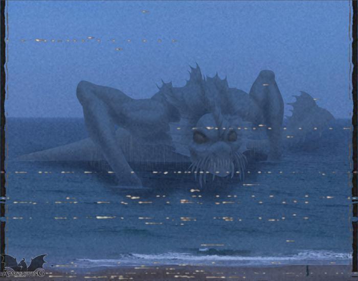 Beached Behemoth