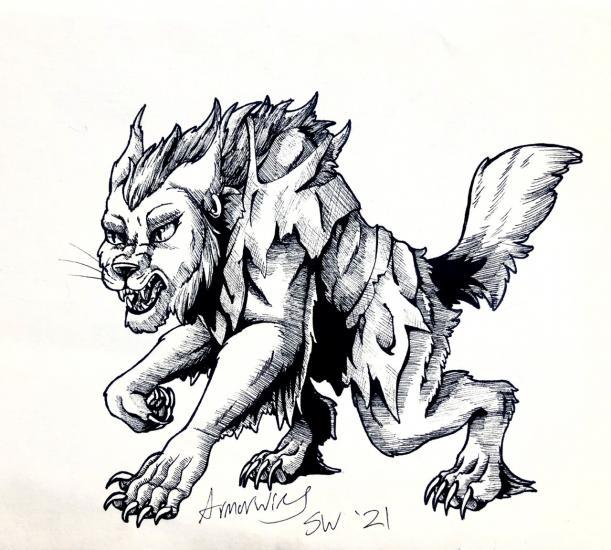 Julycanthropy: WereCat