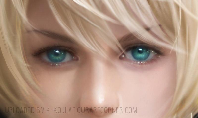 Trancy's Eyes