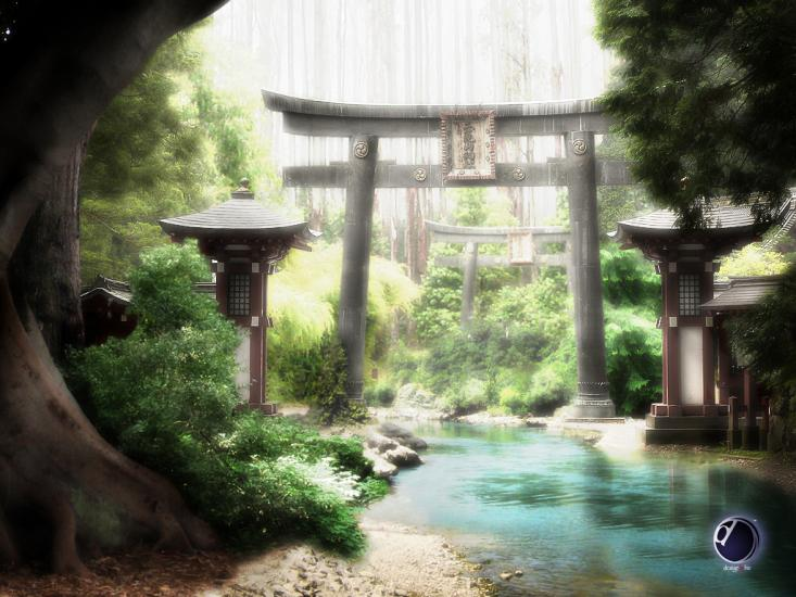 Gate of tales