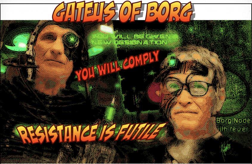 Gateus of Borg