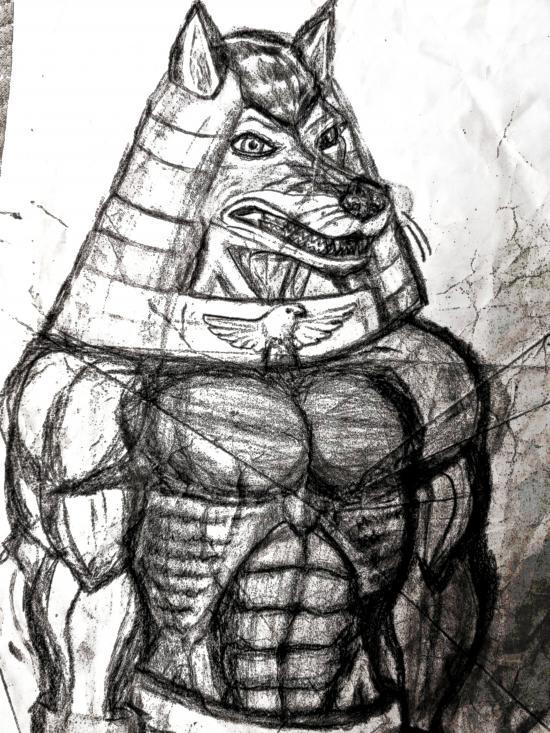 Anubis Rendition