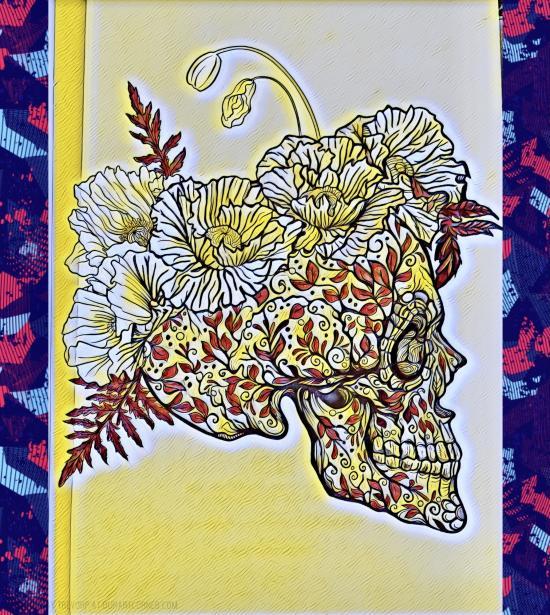 Still Life Skull - WIP
