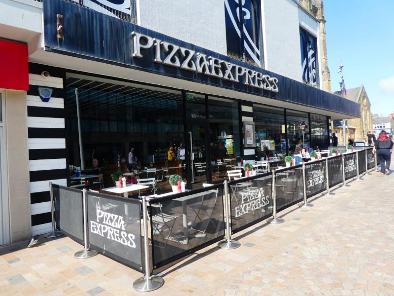 Yt Pizza Express Launch New Summer Menu