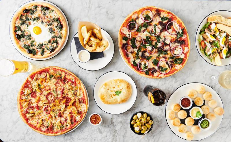 Yt Pizza Express Opens In Bradford City Centre